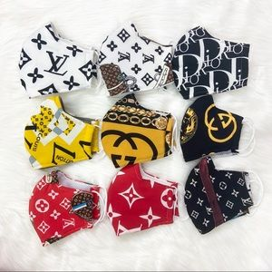 HAND MADE IN USA - 💯% cotton mask